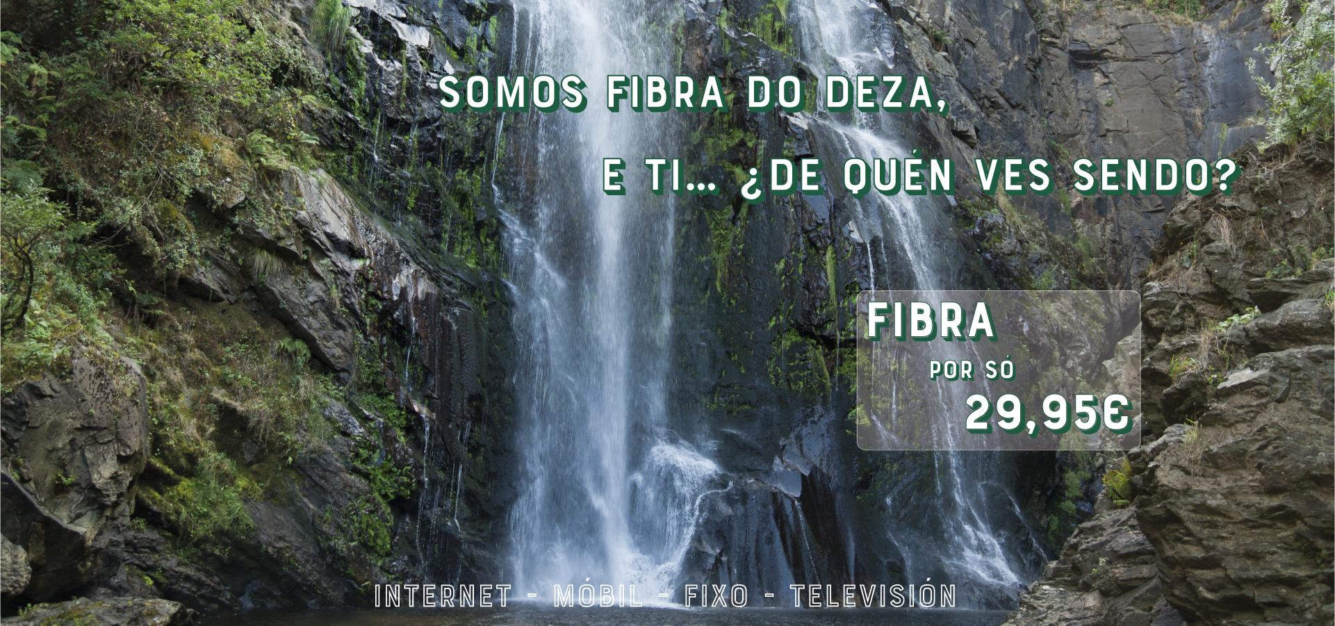 LANZAMOS A FIBRA